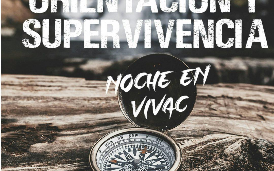 Noche de vivac y supervivencia – Sierra de Guadarrama