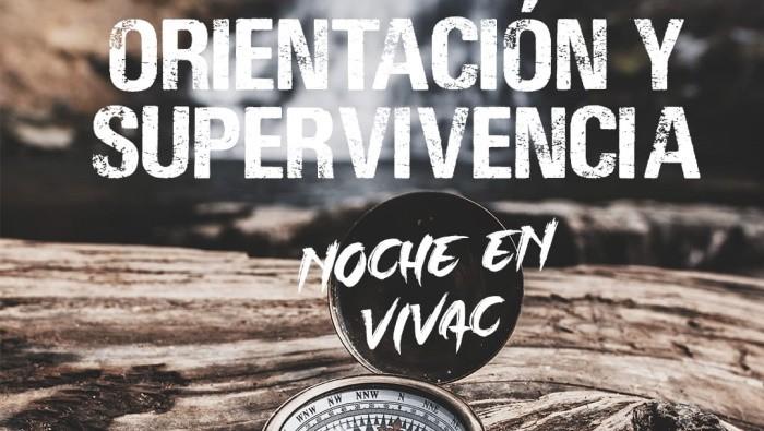 Orientación y supervivencia · noche en vivac