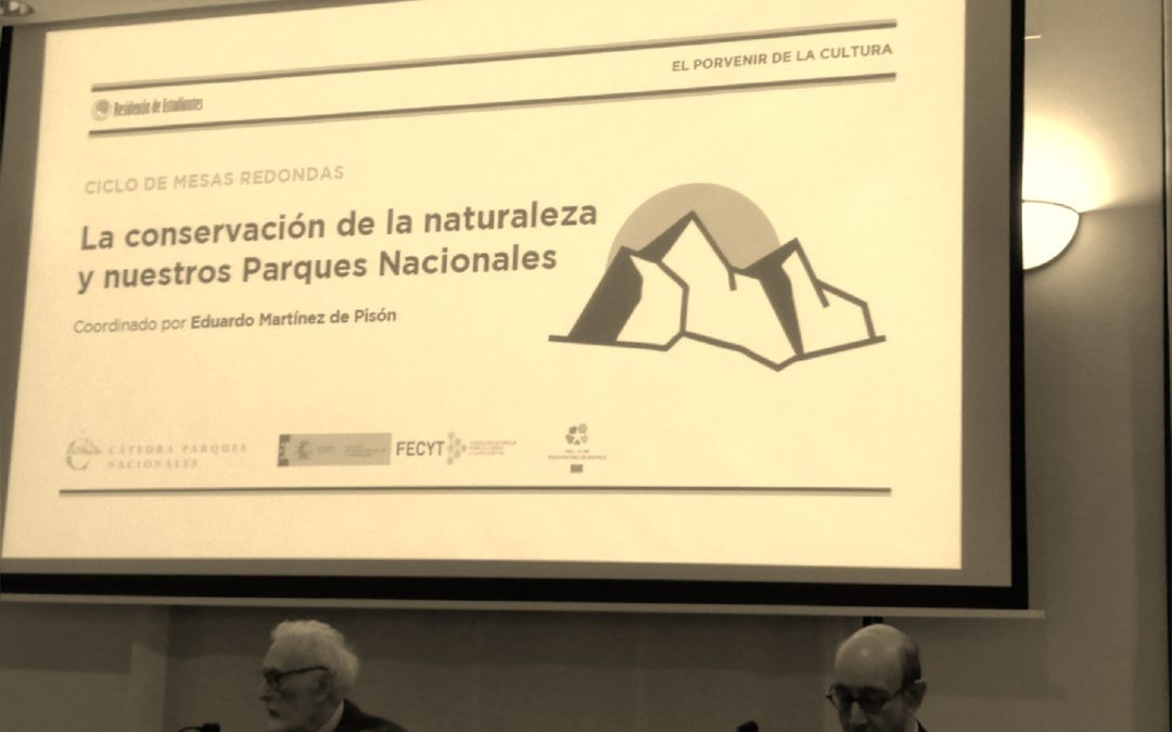 Ciclo de conferencias Parques Nacionales