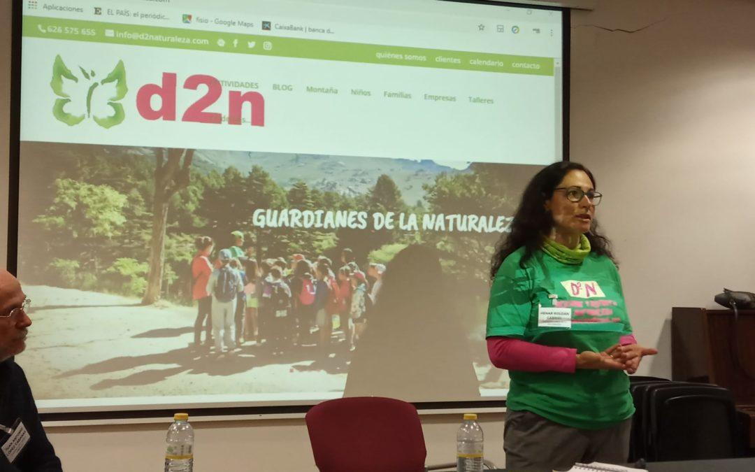 Emprendedores en Empleo Verde. Moralzarzal