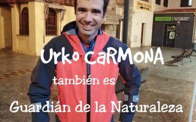 Urko Carmona. Jornadas de Montaña en Guadarrama