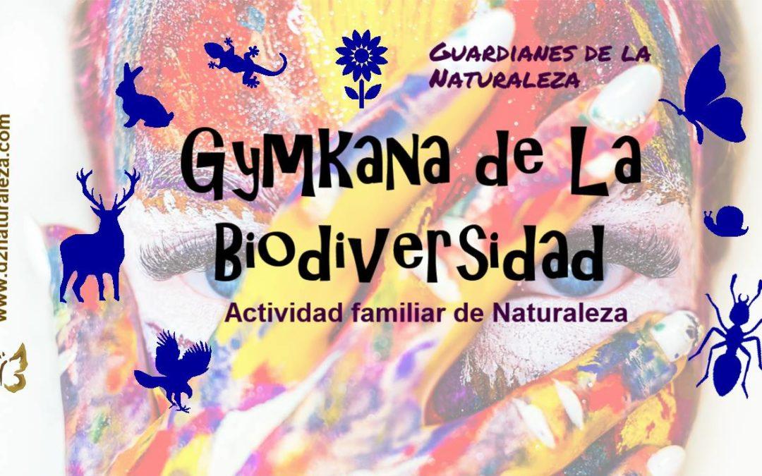 Guardianes de la naturaleza. Gymkana Biodiversidad. Actividad Infantil