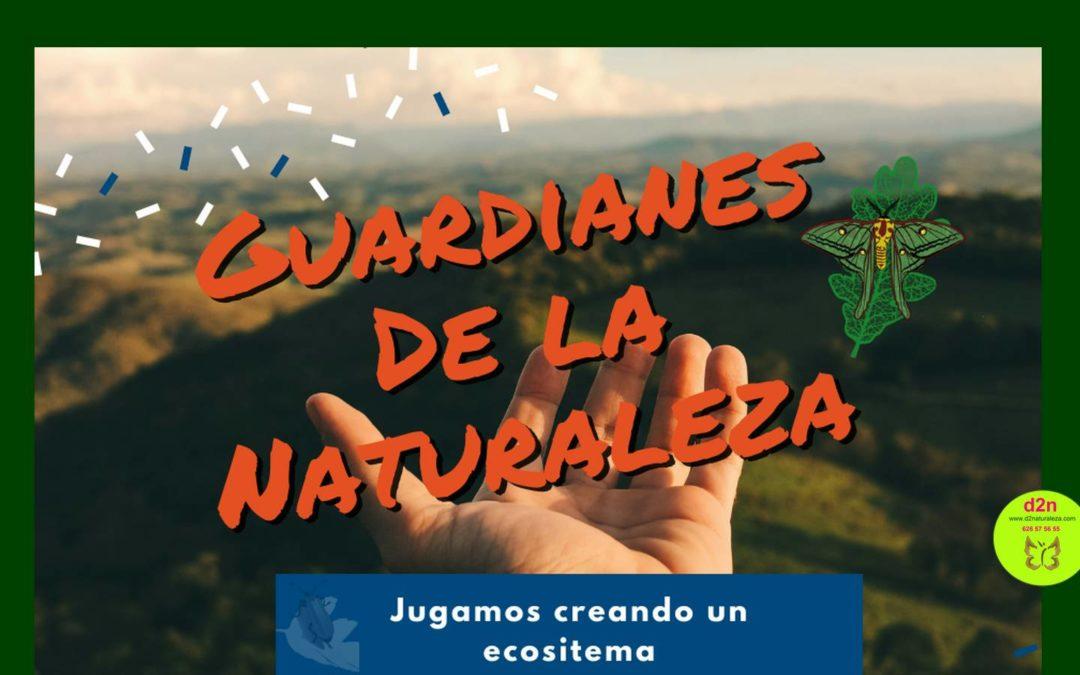 Guardianes de la Naturaleza. Actividad Infantil